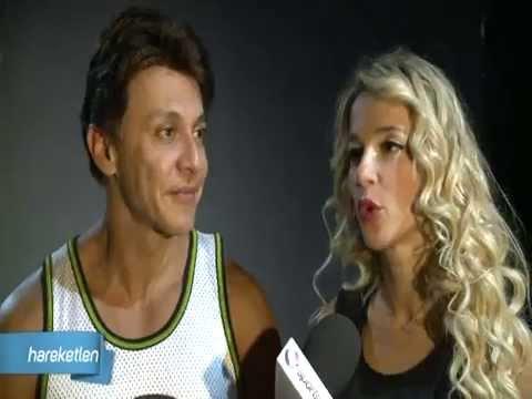 SPORTS TV - HAREKETLEN - BETO PEREZ - İSTANBUL ZUMBA MASTER CLASS