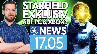 Starfield - Insider: Kein Release auf PS5 - News