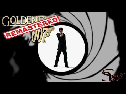 GoldenEye 007 Remastered FREE ON PC!!