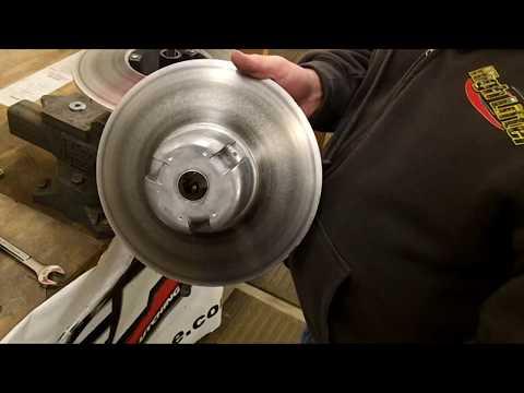 Polaris RZR Turbo 2016 Clutch Kit Install - EPI Performance