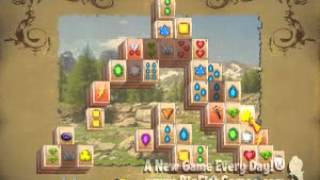 3D Mahjong Deluxe Game Download for PC - Big Fish Games.flv
