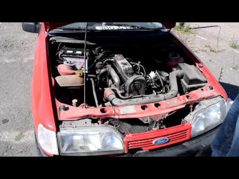 Фото к видео: Форд Сиерра (Ford Sierra) обзор