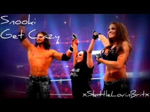 Jersey Shore's Snooki WWE Theme - Get Crazy
