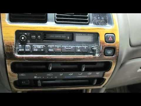 1997 toyota corolla denooyer chevrolet youtube. Cars Review. Best American Auto & Cars Review