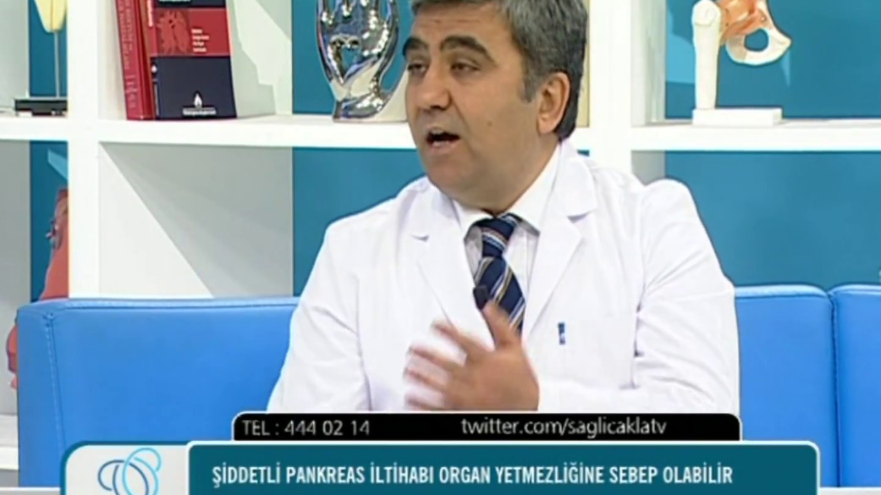 Pankreatit tedavisi