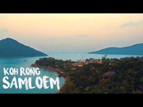PARADISE island - Koh Rong Samloem