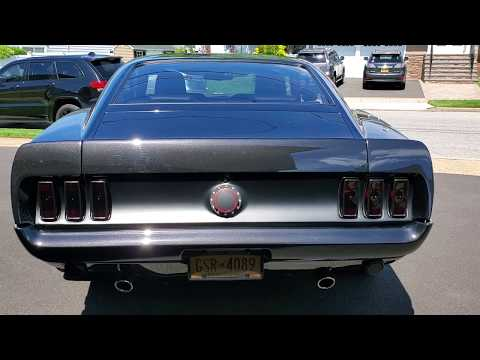 1969 Ford Mustang Body Swap On A 2007 Mustang GT~BIG $$ Spent On This Restoration!!