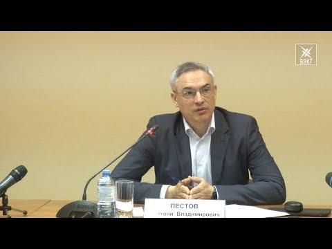 Благоустройство и долги! Вице-губернатор Московской области Дмитрий Пестов посетил Воскресенск