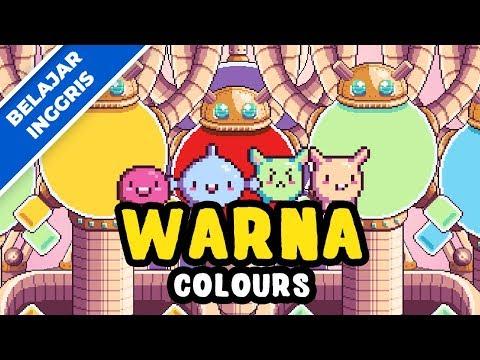 Belajar Bahasa Inggris Versi Terbaru | Warna (Colours) | Lagu Anak Terpopuler 2019 | Bibitsku