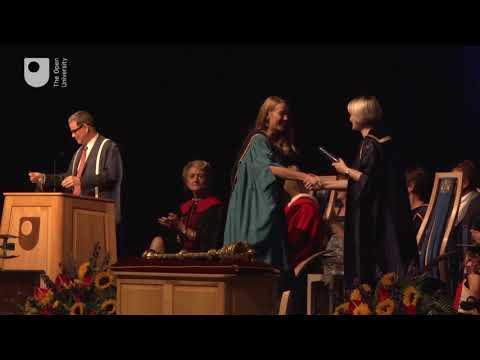 Brighton Degree Ceremony, Saturday 16th September, 11.30