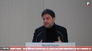 Benoît Payan renégocie les conditions d'accueil de la Coupe du monde de rugby 2023