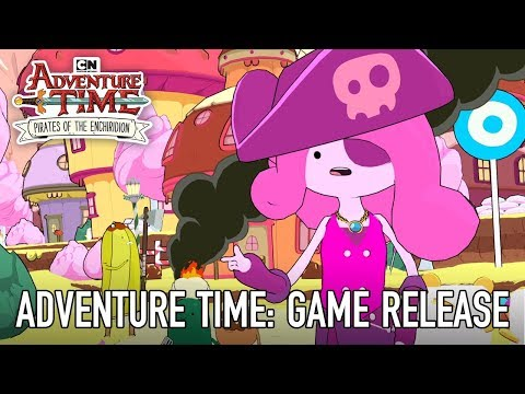 Adventure Time: Pirates of the Enchiridion  PS4, Xbox1, Switch & PC  Release Trailer