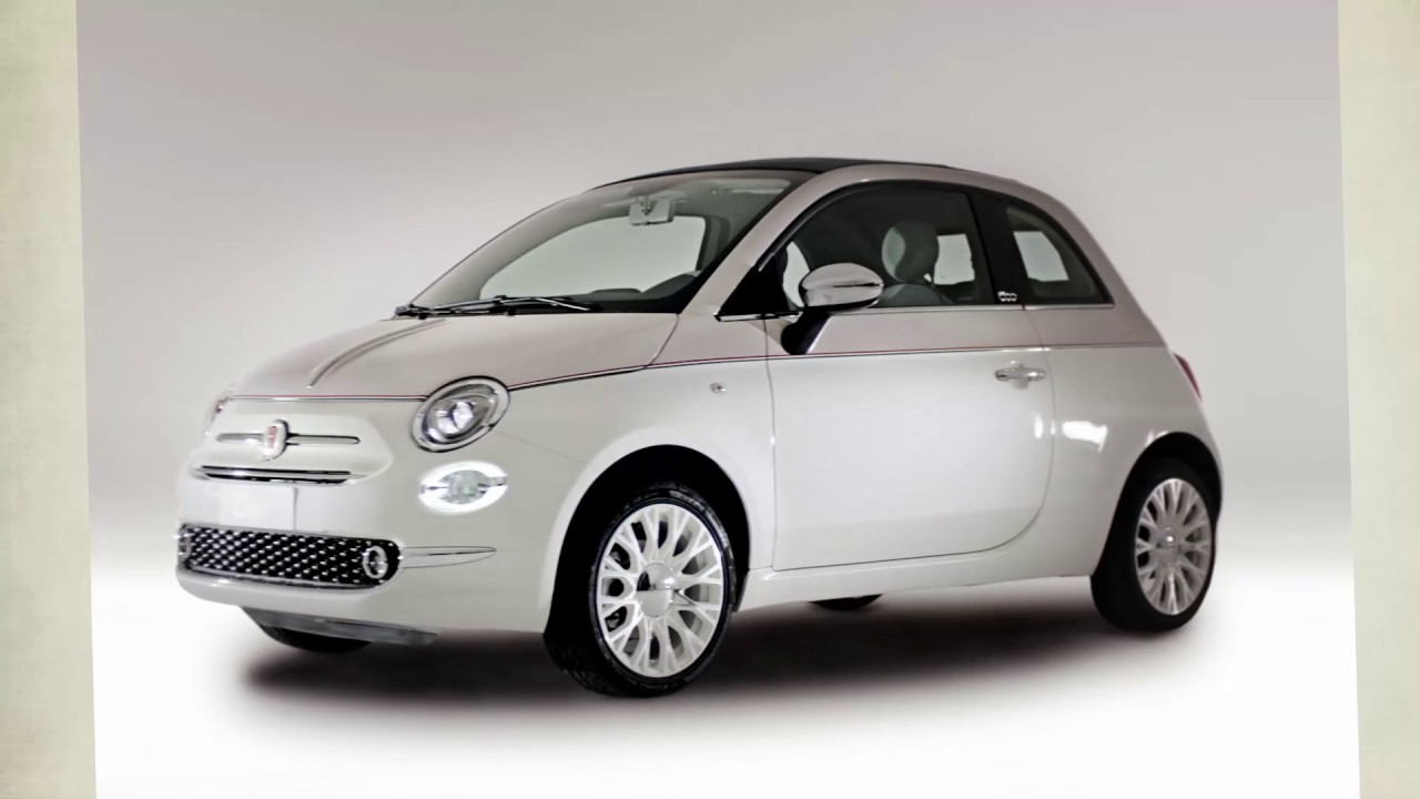Fiat 500 60ᵗʰ Discover Every Detail Of This Limited Edition