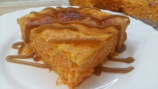ОБАЛДЕННАЯ ТВОРОЖНАЯ ЗАПЕКАНКА с морковью. Вкусный рецепт, как приготовить запеканку из творога.