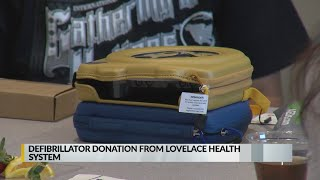 A donation from Lovelace Health Systems will help save lives.