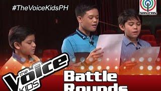 Team Lea Battle Rehearsal: Joseph vs Henli vs Noel Video