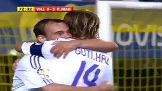 VILLARREAL VS REAL MADRID, La Liga (02/09/2007) | Audio RNE
