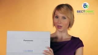 видео АТС Panasonic KX-TEM824RU