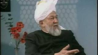 Liqa Ma'al Arab #159 Question/Answer English/Arabic by Hadrat Mirza Tahir Ahmad(rh), Islam Ahmadiyya