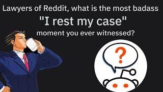 r/AskReddit Lawyers of Reddit, what is the coolest