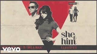 She & Him - Would You Like To Take a Walk? (Audio)