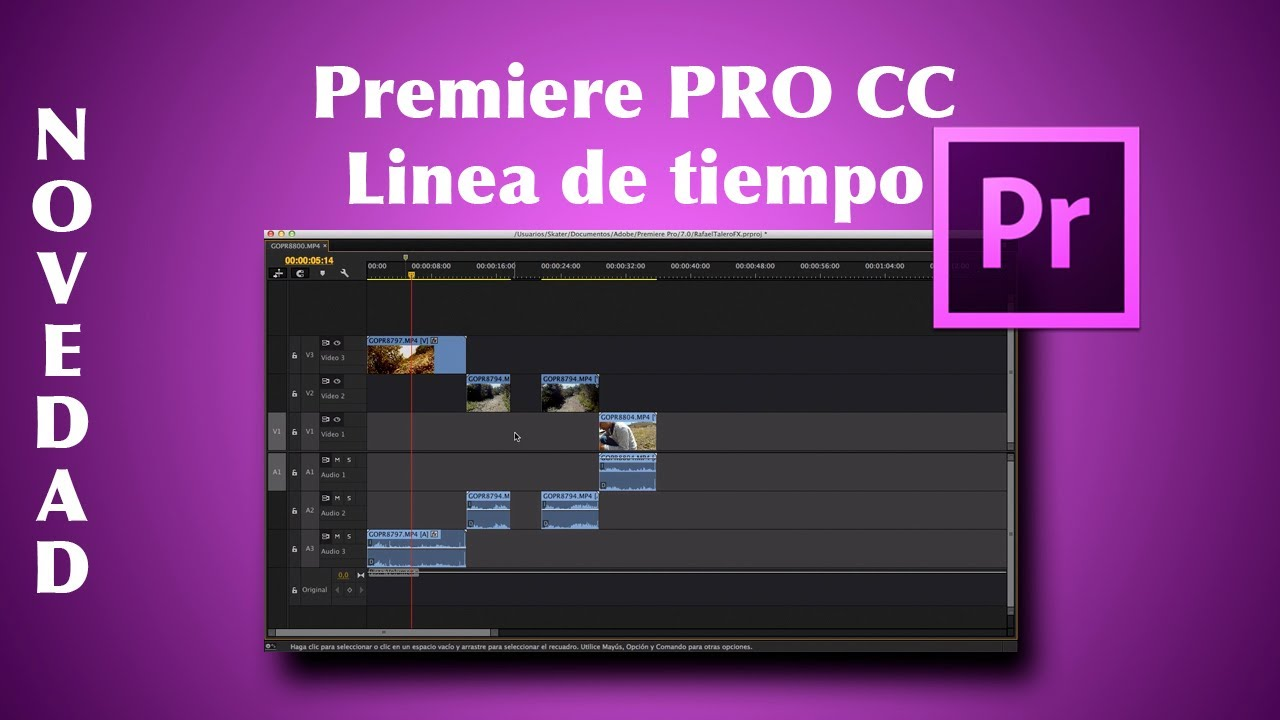 how to show seconds on premiere pro timeline