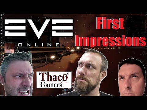 Eve Online | First Impressions | Is It Worth Playing | Gameplay & Review | HD 60FPS