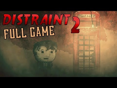 DISTRAINT 2 - FULL GAME Walkthrough (No Commentary)