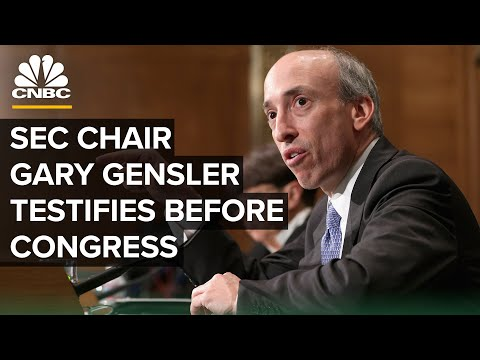LIVE: SEC Chair Gary Gensler testifies before lawmakers on the plan to regulate crypto — 9/14/2021