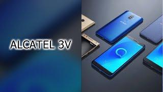 Обзор смартфона Alcatel 3V