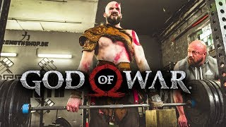 Kratos Transformation!!! - GOD OF WAR