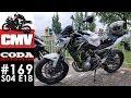 CMV#169: Kawasaki Z650 - pierwsza jazda - CODA MV