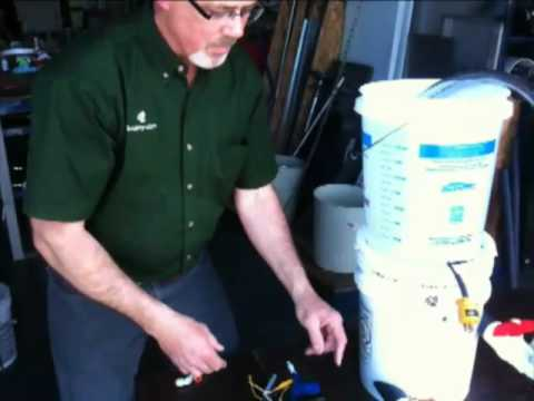 Demo of the Clean UV-10 Water System