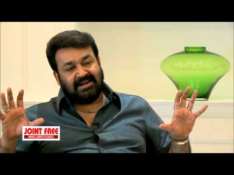 Mohanlal's interview with venu (full HD1080 video)