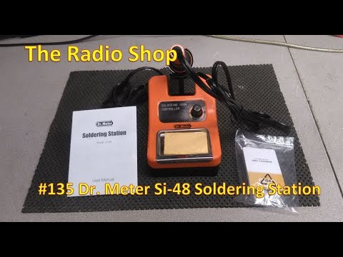 #135 Dr  Meter Si 48 Soldering Station Review