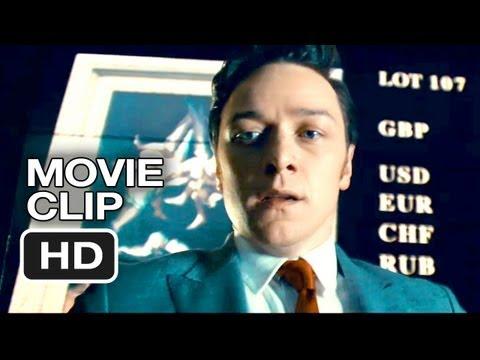 Trance Movie CLIP #1 (2013) - James McAvoy, Rosario Dawson Movie HD