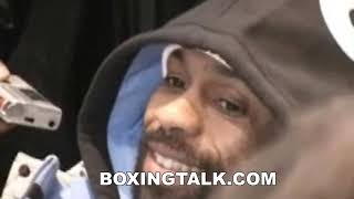 Focus and Determination: Roy Jones Jr Week Of Trinidad Fight Boxingtalk Classic