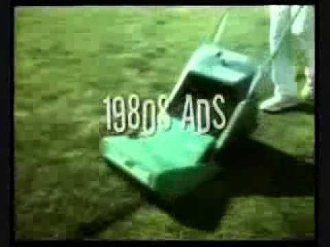lawn mower ad