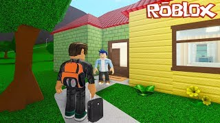 I FOUND THE ROOMMATE I'M GOING TO LIVE WITH! -Roblox Adventure/W Emperor FX