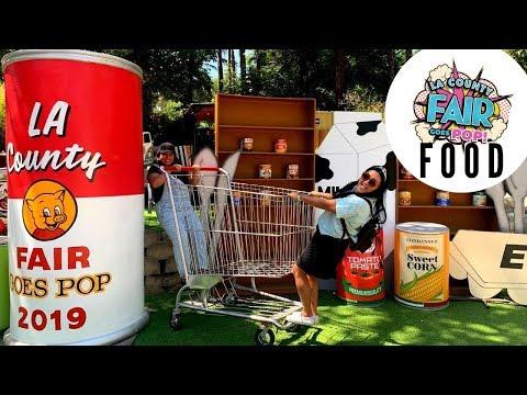 LA County Fair FOOD!!!!