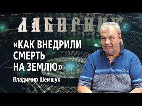 ЛАБИРИНТ   Как внедрили смерть на землю   Владимир Шемшук