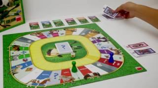 Dětská hra Dostihy a sázky junior - videonávod