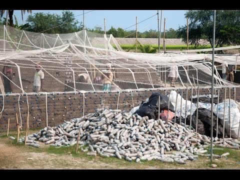 Rebuild it Better: Construction From Recycled Plastic Bottles Proven to Withstand 9.8 Earthquake