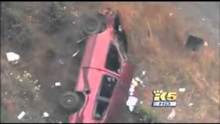 Six Somali American ejected from their car in fatal rollover Car crash | Not Wearing Seat Belts