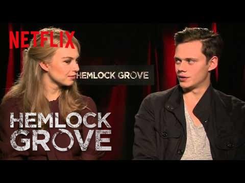 Hemlock Grove   Q&A  Netflix