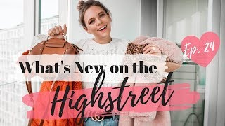What's New on the Highstreet & Try on || Ep. 24 || H&M, Topshop, Next || COCOA CHELSEA