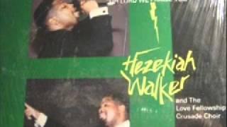 """""""You Must Be Born Again"""" - Hezekiah Walker & The LFC Choir"""