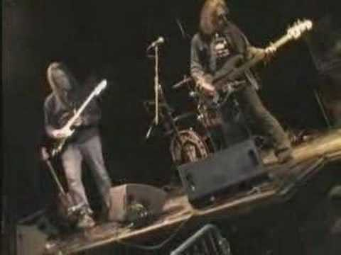Blue Cheer - Rock Me Baby -  NYC soundcheck