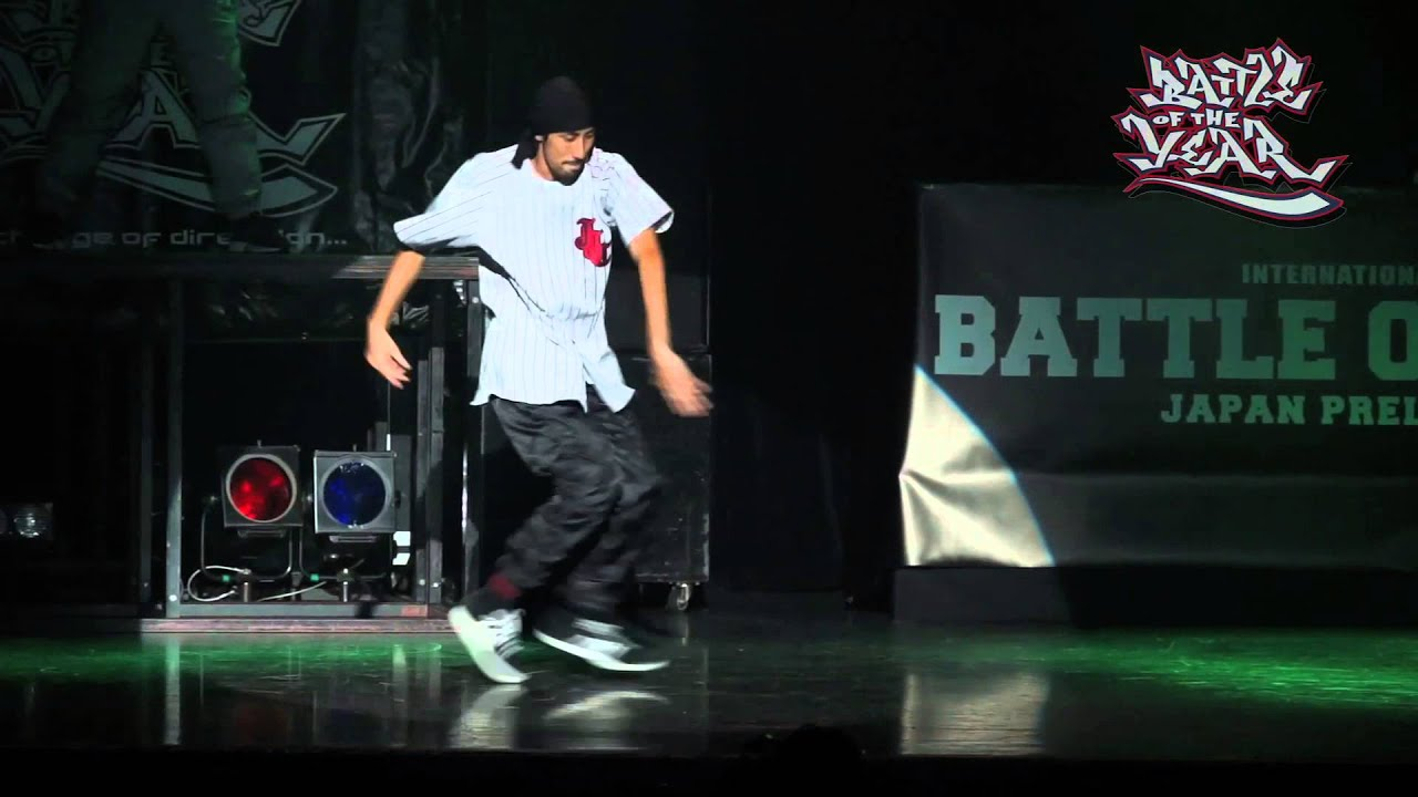 e543d0e8227b BATTLE OF THE YEAR 2013 JAPAN OPENING SHOW CASE
