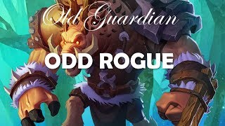 How to play Odd Rogue (Hearthstone Boomsday post-nerfs deck guide)